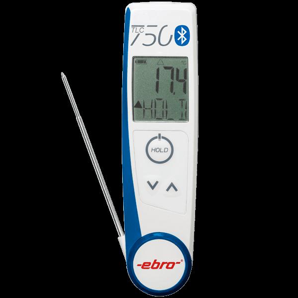 Termometr bezprzewodowego pomiaru temperatury