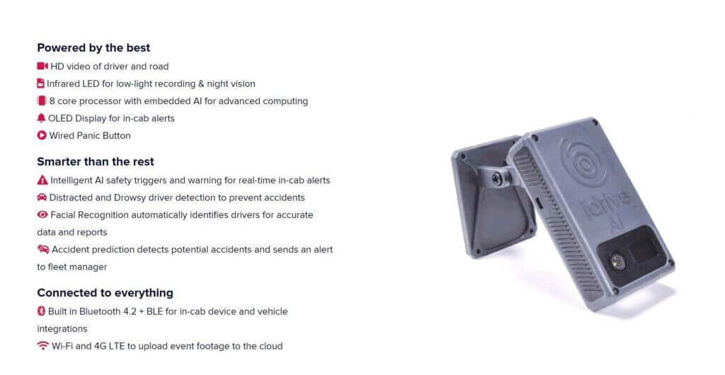 iDriveGlobal video monitoring