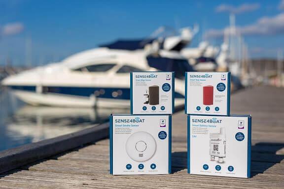Sens4boat dla jachtów i łodzi
